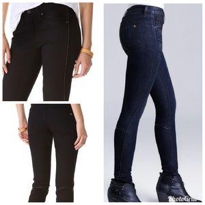 Rag & Bone Skinny Bomber Legging Jeans